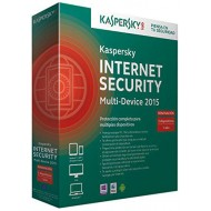 KASPERSKY INTERNET SECURITY 4 LICENCIAS 2021
